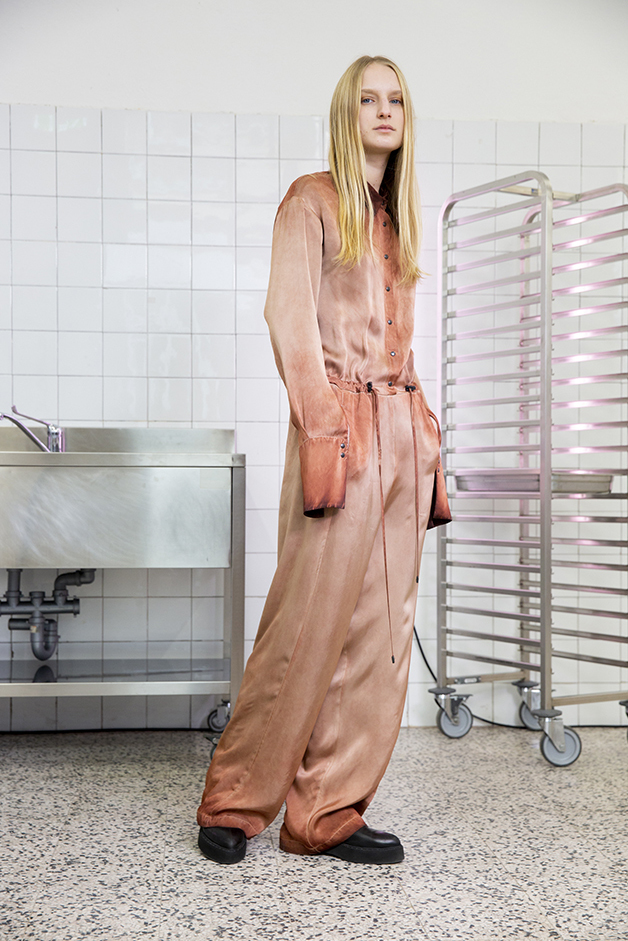 jumpsuite - ilaria nistri roque fall winter 2019 collection