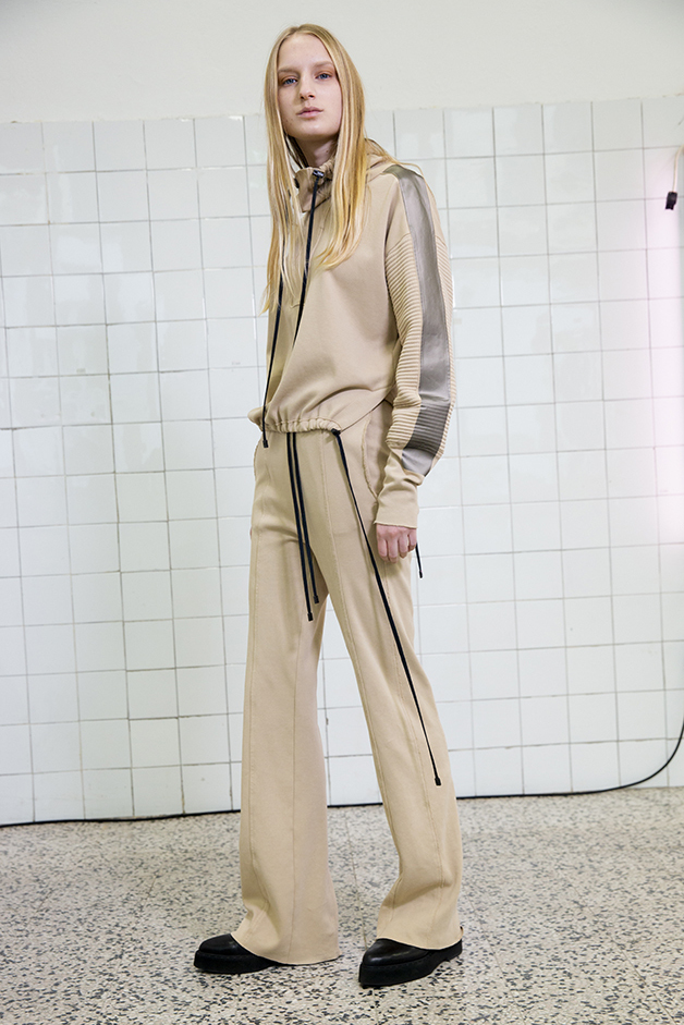 sweater - pants - ilaria nistri roque fall winter 2019 collection