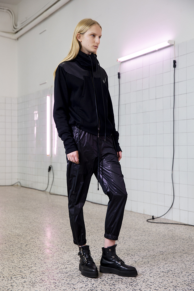 cardigan - pants - ilaria nistri roque fall winter 2019 collection