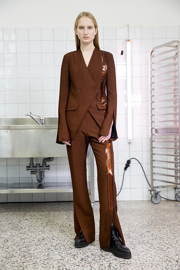 blazer - pants - ilaria nistri roque fall winter 2019 collection