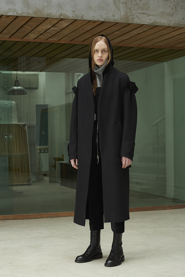 ILARIA NISTRI FALL WINTER 2016 COLLECTION coat sweater  pants