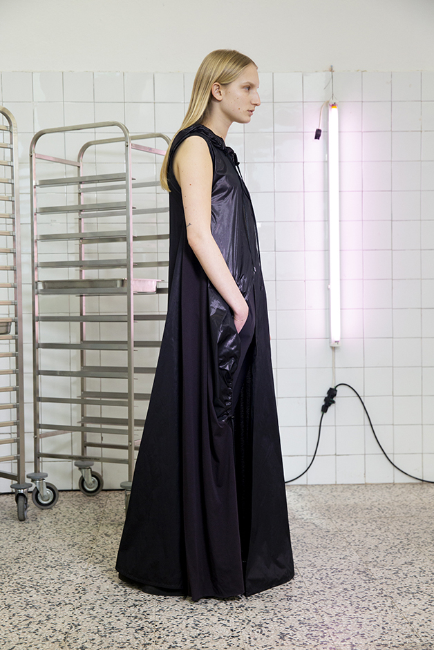 dress - pants - ilaria nistri roque fall winter 2019 collection