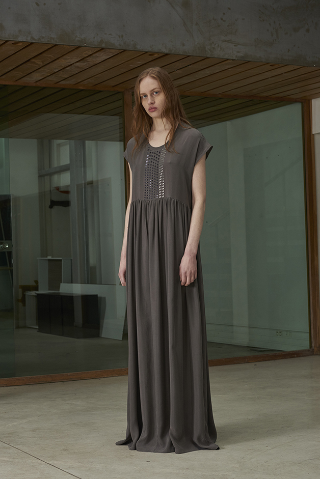 ILARIA NISTRI FALL WINTER 2016 COLLECTION dress